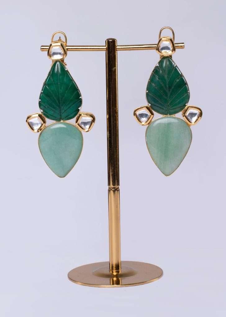 gold-plated-fancy-party-wear-semi-precious-stone-earring-only-on-kalki-465027_4_