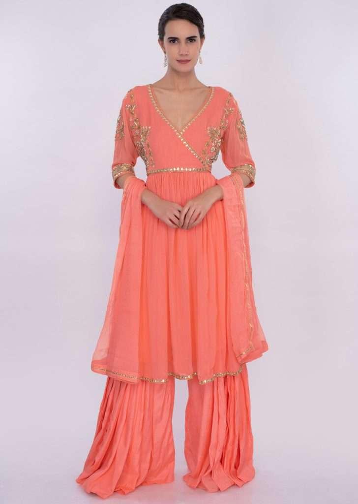 peach-georgette-sharara-suit-set-only-on-kalki-461713_5_