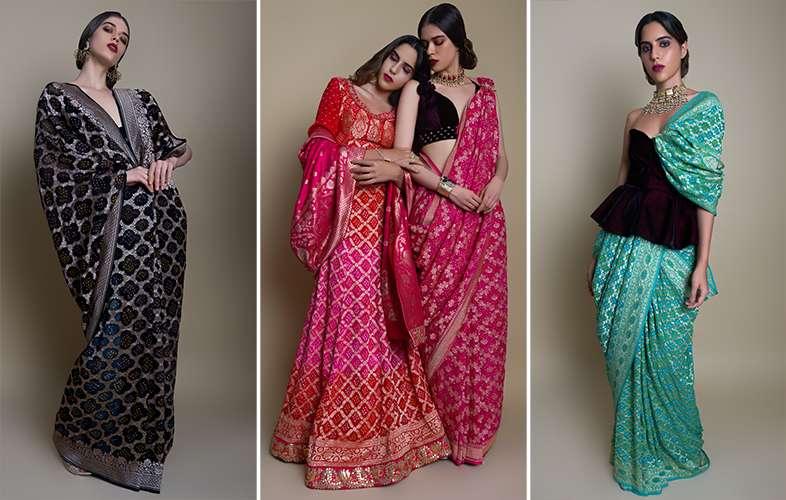 To Tie, Or Not To Dye! Bandhani Prints Take A Front Seat This Season