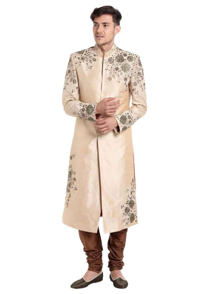 beige-raw-silk-sherwani-crafted-with-zardosi-and-zari-work-only-on-kalki-384321_2_