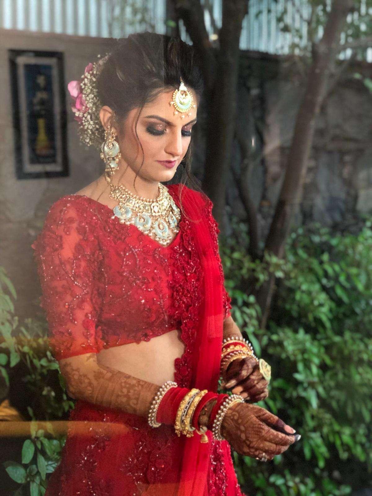 Real Brides Of Kalki - Pari