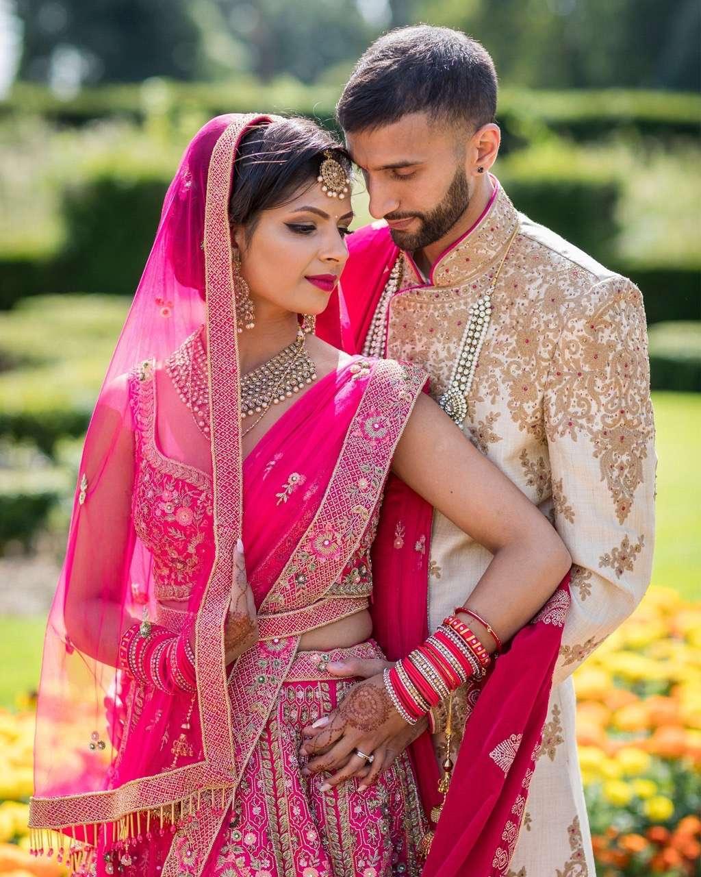 Rakhee real bridof kalki found her wedding dress on Instagram!