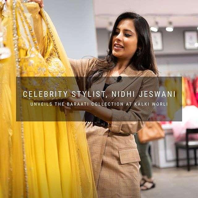 Star Stylist Nidhi Jeswani